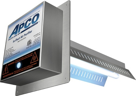 Fresh-Aire APCO In-Duct Air Purifier