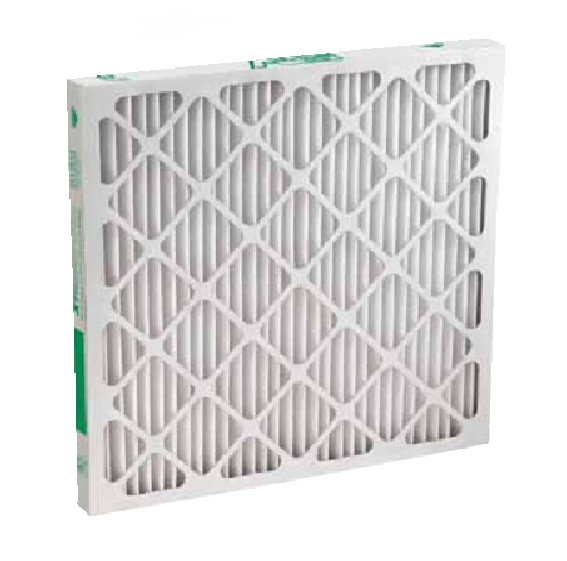 AirGuard Pleated Filters 16 x 25 x 1 MERV 8 Case of 12