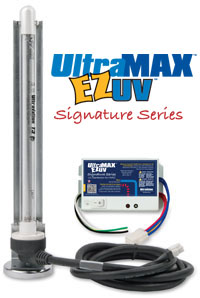 Ultravation UltraMax EZUV UMX2412-EZ-M Magnet Mount UV Kit