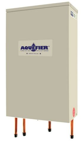Aquefier Heat Recovery Unit Desuperheater R6K-PC-410
