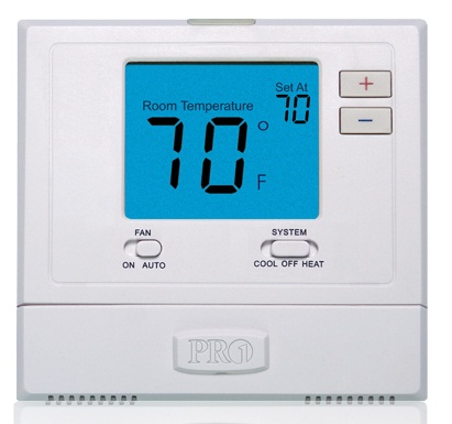 Pro 1 T701 Digital Non Programmable Thermostat