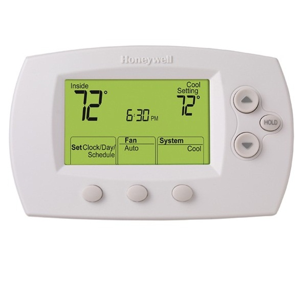 Honeywell Focus Pro 6000 Programmable Thermostat TH6320U1000