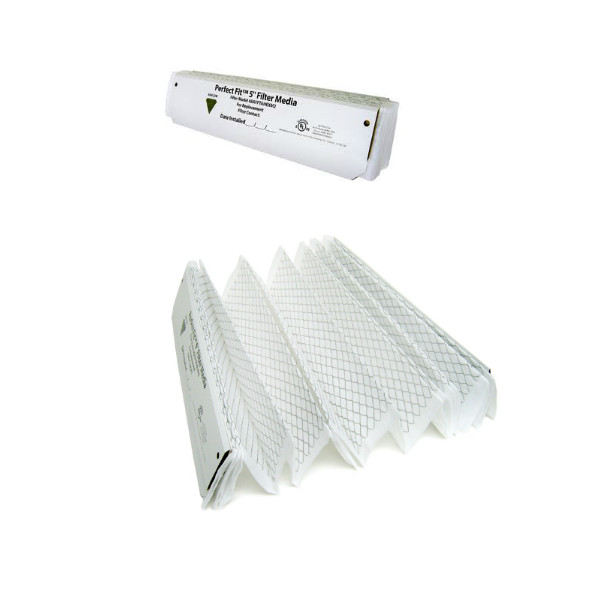 Trane Perfect Fit Expandable Filter Bayftahexm2 2 Pack
