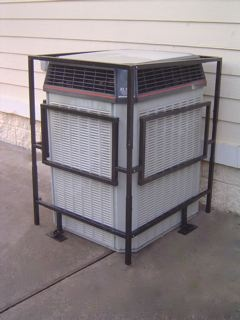 AC Guard Air Conditioner Cage