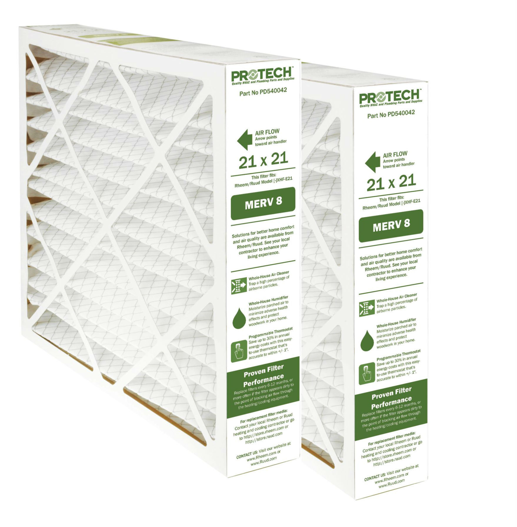 Replacement Filters For Rheem And Ruud