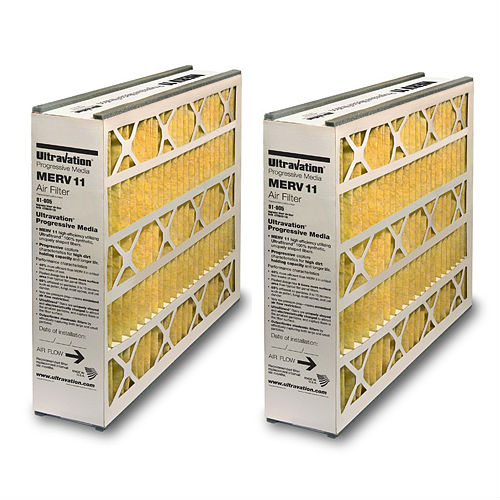 Ultravation 91-013 MERV 11 Filter Media 2 Pack