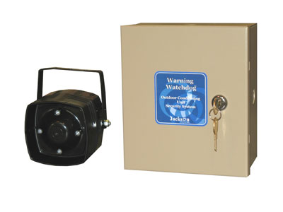 Warning Watchdog Air Conditioner Alarm System