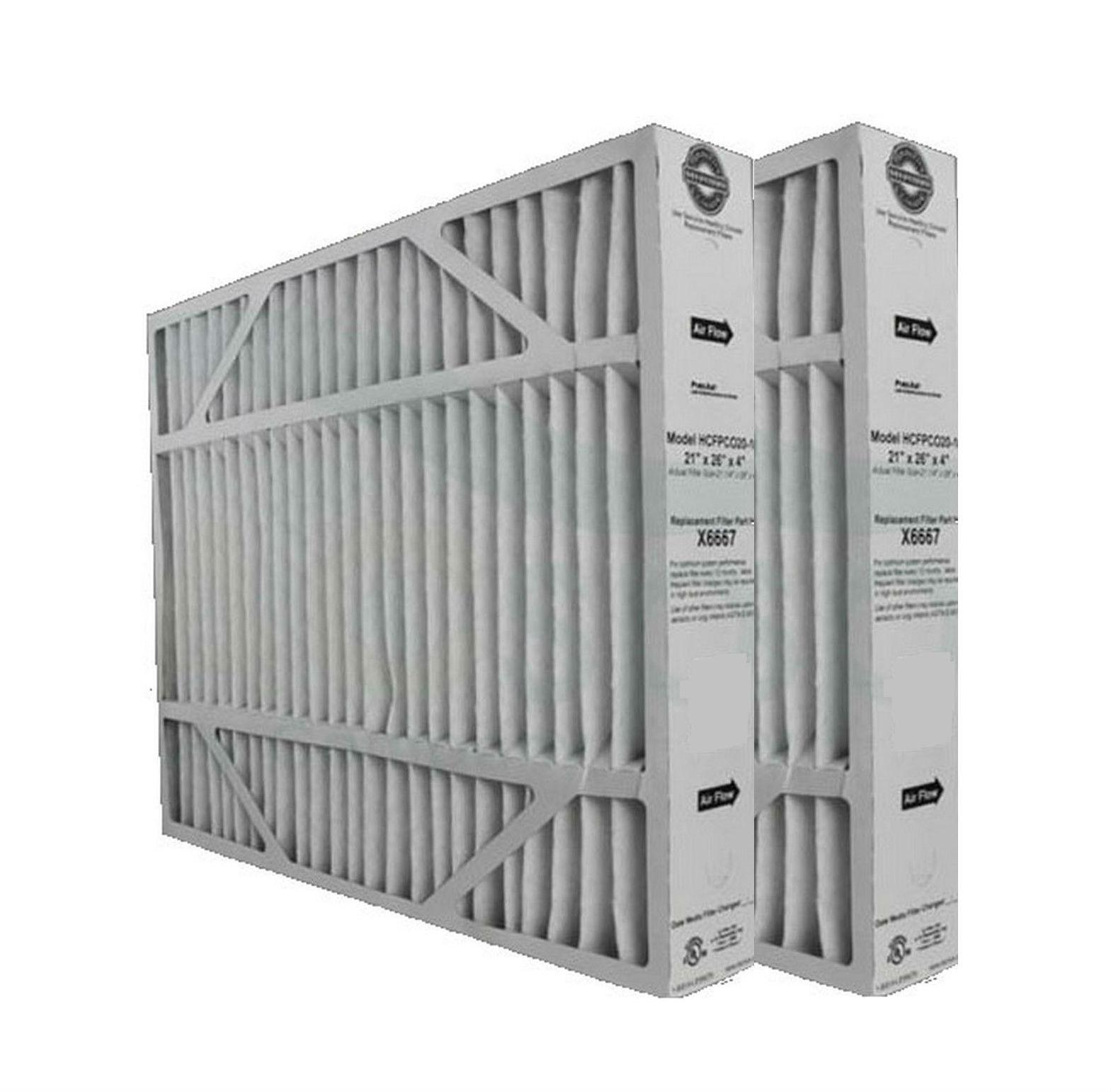 Lennox Healthy Climate MERV 11 Filter X6667 Filter 2 Pack