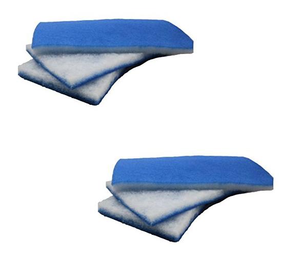 Blue / White MERV 6 Pads